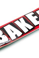 baker brand logo white 8.5 deck