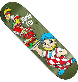 deathwish jf big boy foy deck