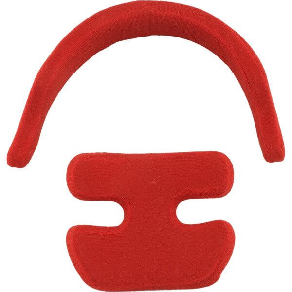 pro tec pro tec classic helmet liner red