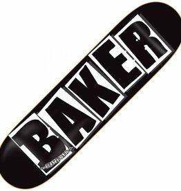 baker brand logo black white 8.0 deck