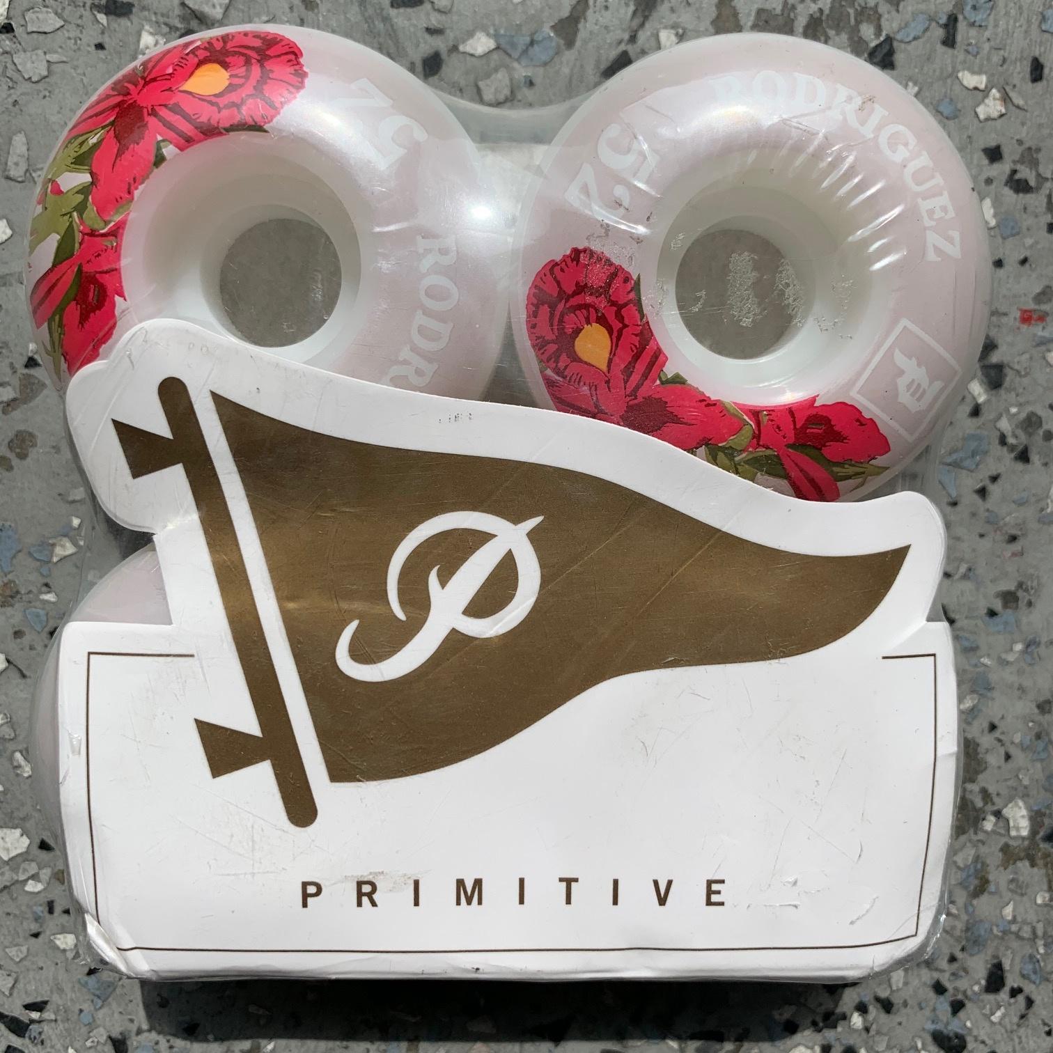 Primitive primitive 52mm rodriguez wheels