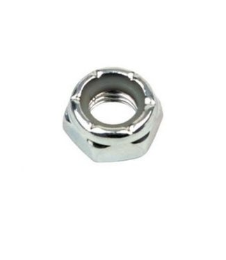 mini logo mini logo axle nut