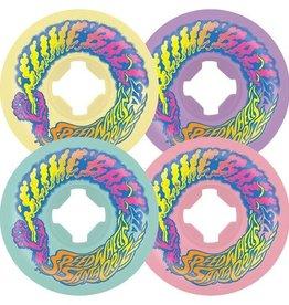 slime balls 56mm vomit mini pastel mix ups 97a wheels