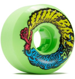 slime balls 53mm vomit mini green 97a wheels