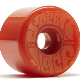 oj wheels 60mm super juice orange 78a wheels