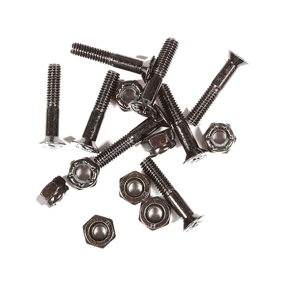 independent independent phillips black 1.25in hardware