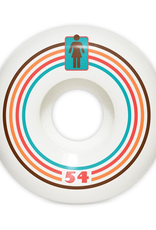 girl girl 54mm 99a 93 stripes conical wheels