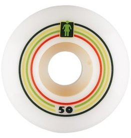 girl girl 50mm 99a 93 stripes conical wheels