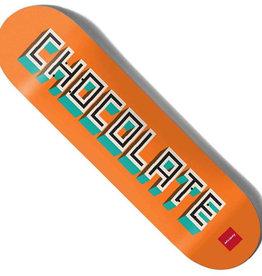chocolate eldridge bar logo 8.5 deck