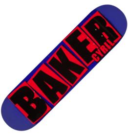 baker brand logo cyril 8.0 deck