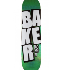 baker rz stacked holographic foil 8.0 deck