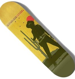 chocolate alvarez hexox cowboy 8.25 deck
