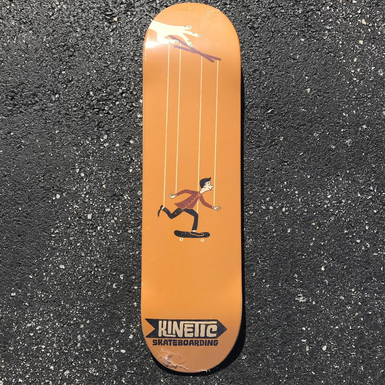 kinetic kinetic marionette 8.25 deck