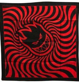 spitfire spitfire swirl black red bandana