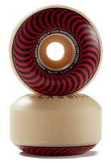spitfire f4 99d classic 60mm red bronze wheels