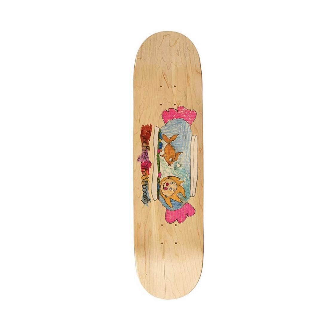socket skateboards socket fish bowl 8.25 deck
