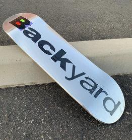 backyard morph chrome foil 8.5 deck