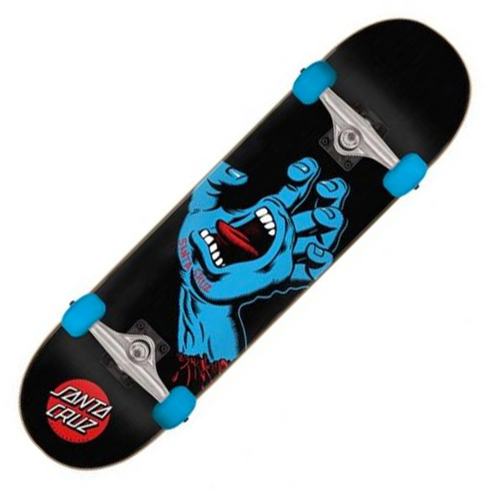 santa cruz santa cruz screaming hand 8.0 complete