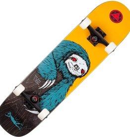 welcome skateboards sloth gold black 7.75 complete