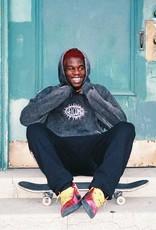 welcome skateboards welcome burst hoodie