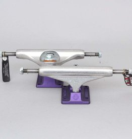 independent 139 hollow silver ano purple standard truck