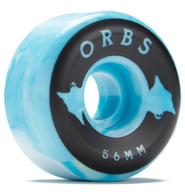 orbs 99a 56mm orbs specters blue white wheels