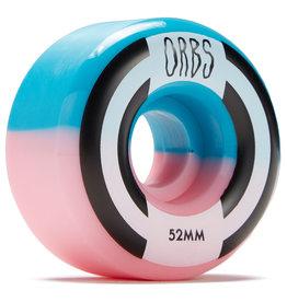 orbs orbs 99a 52mm apparitions pink blue wheels