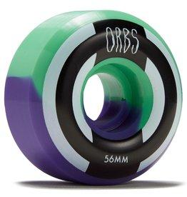 orbs orbs 99a 56mm apparitions mint lavender wheels