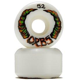 orbs orbs 99a 52mm apparitions white wheels