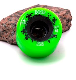 bones bones atf 80a 56mm rough rider wranglers green wheels