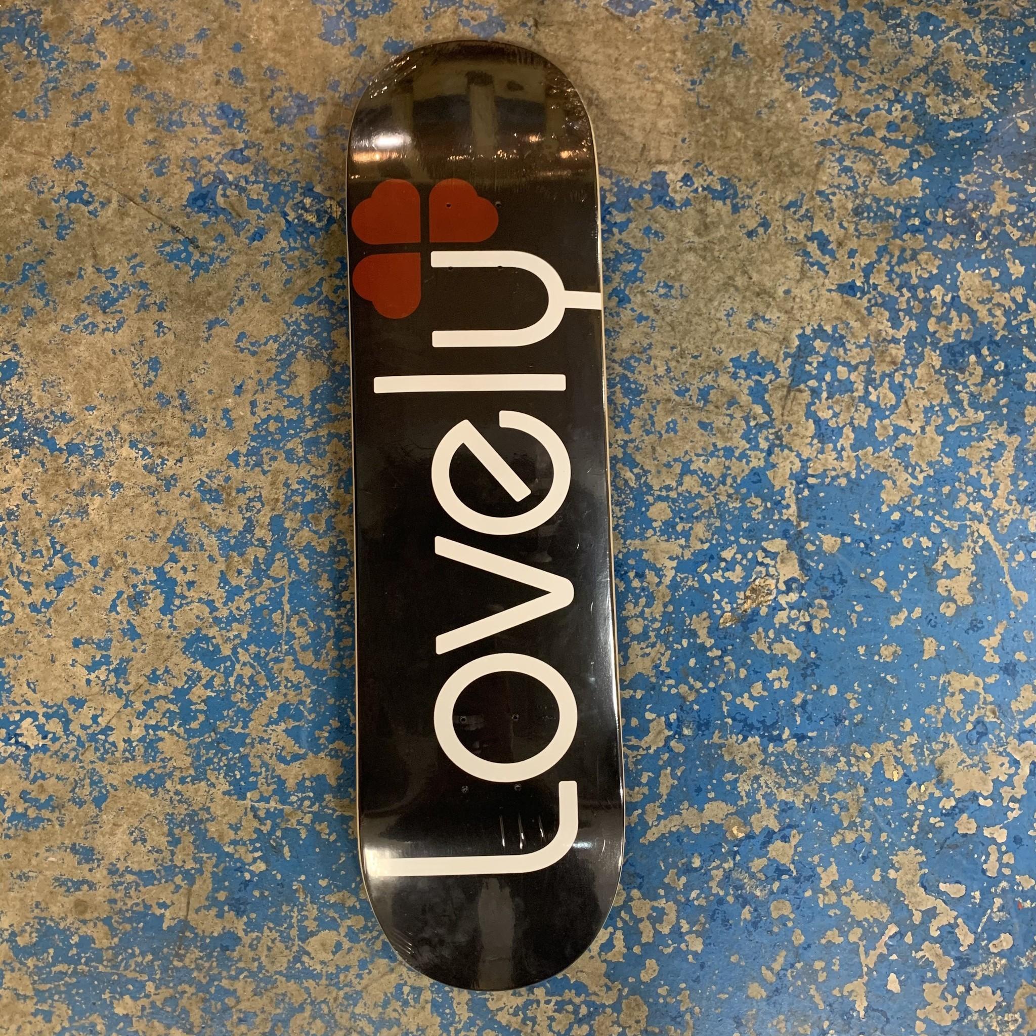 lovely lovely og black 8.5 deck