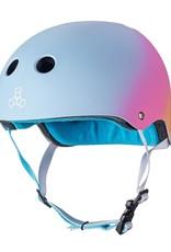 triple 8 triple 8 helmet certified sweatsaver sunset