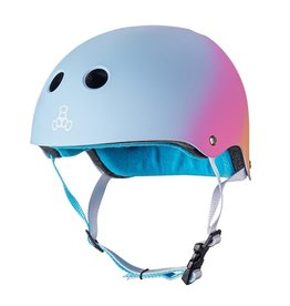 triple 8 triple 8 helmet certified sweatsaver sunset