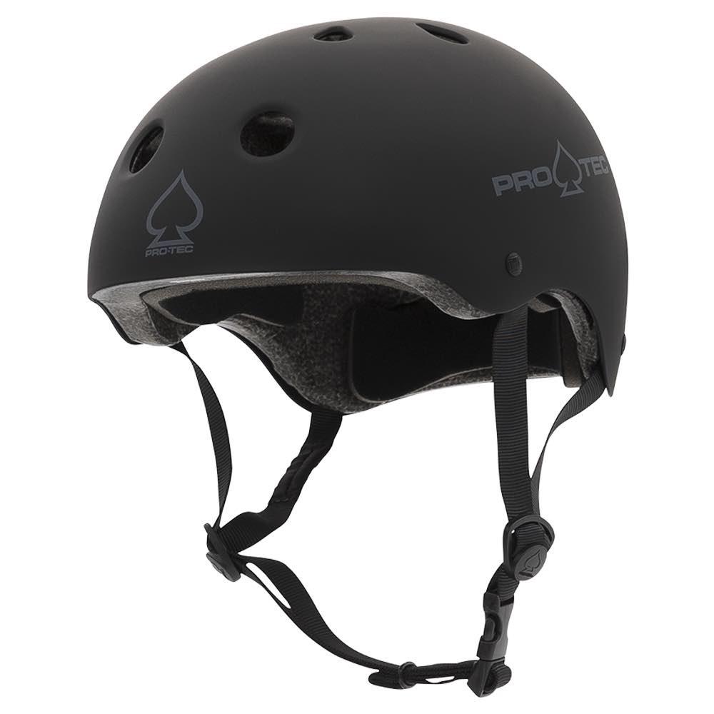 pro tec pro tec classic helmet matte black