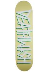 deathwish team deathspray pale yellow 8.0 deck