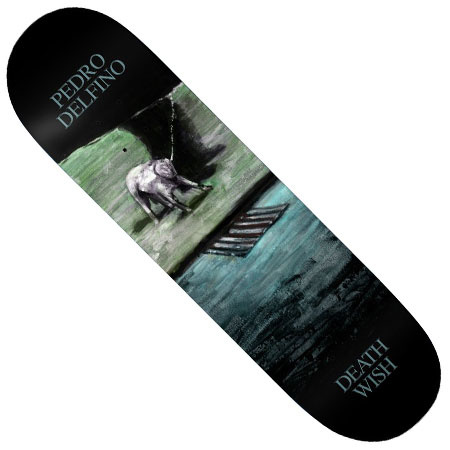 deathwish delfino dro with dog 8.25 deck