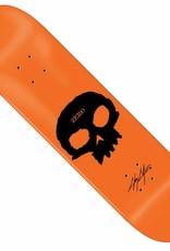 zero cole signature skull orange 8.25 deck