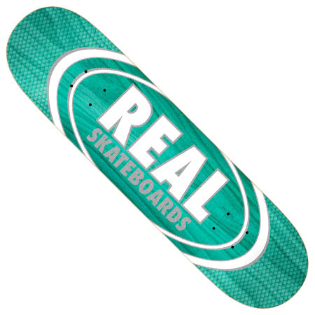 real team oval pearl patterns 8.5 deck