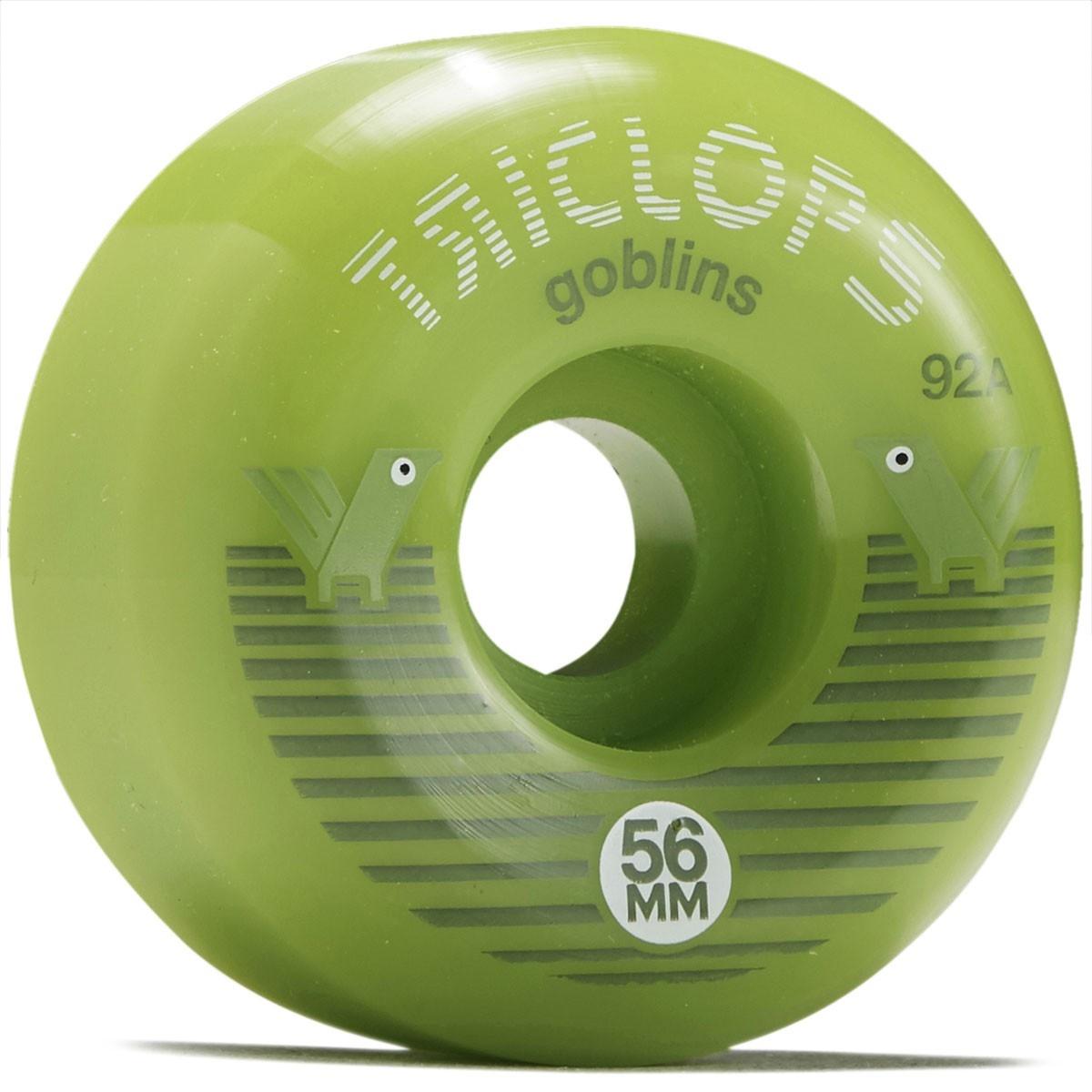Triclops Skateboard Wheels Goblin 56mm 92A