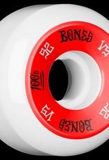 bones bones 100s v4 54mm wheels