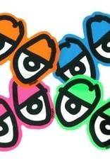 krooked krooked eyes 11in sticker