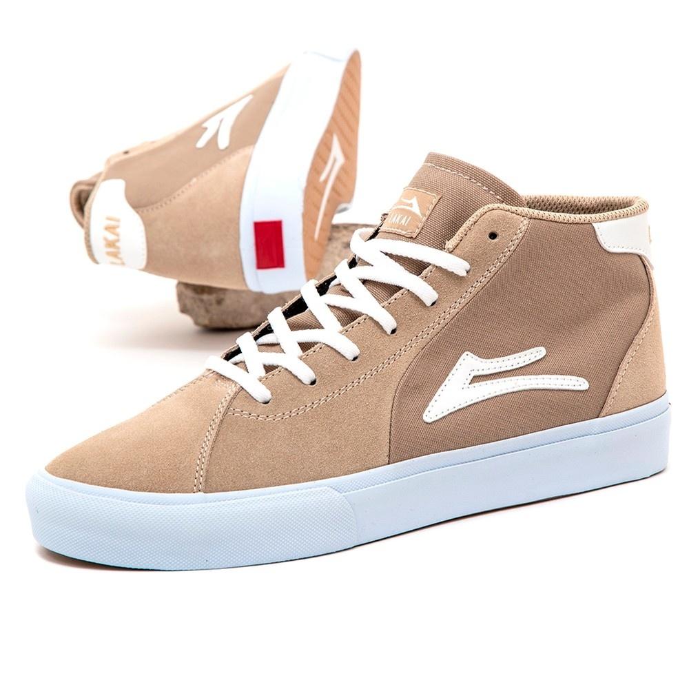 lakai flaco II mid shoe