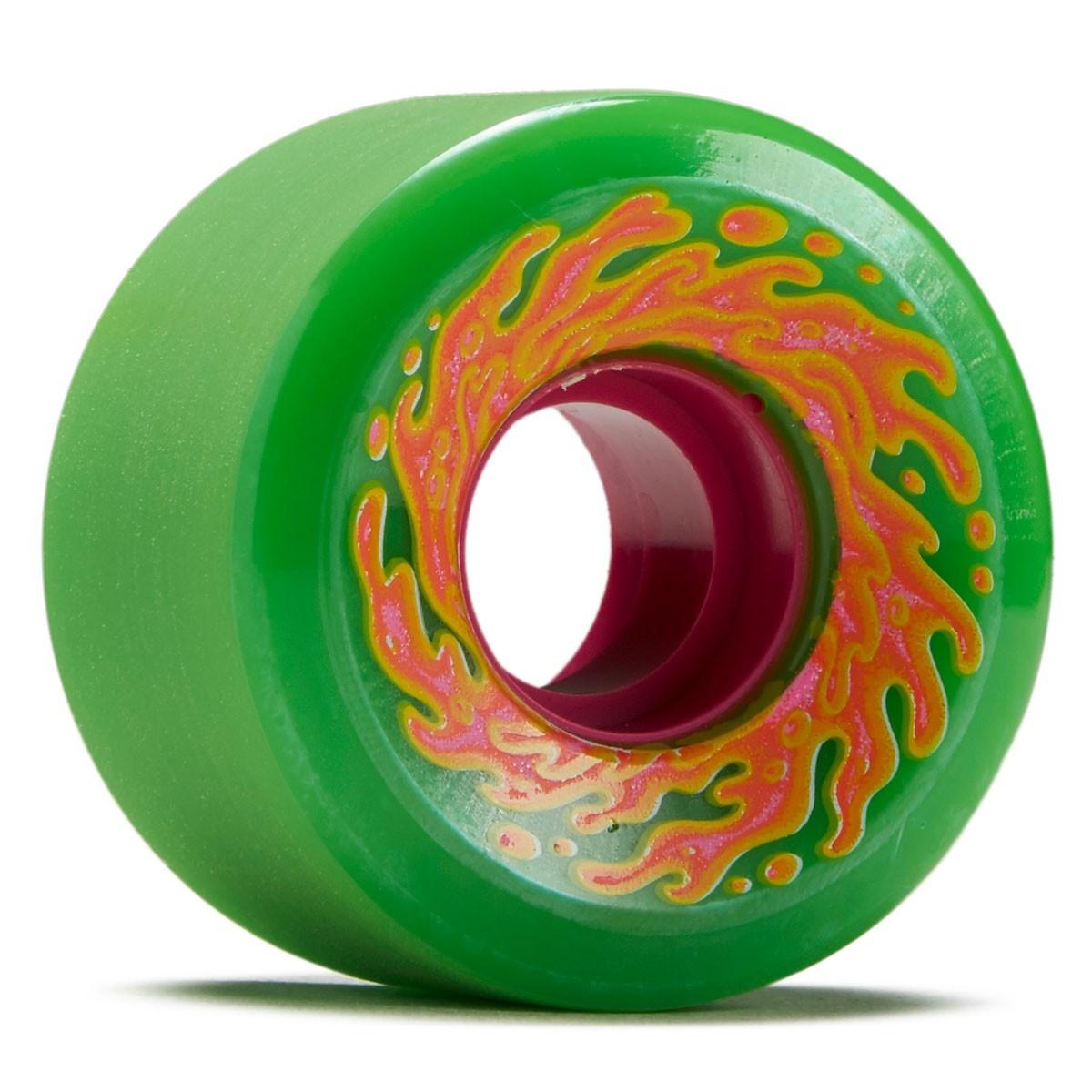 slime balls 54.5mm mini og slime green pink 78a wheels