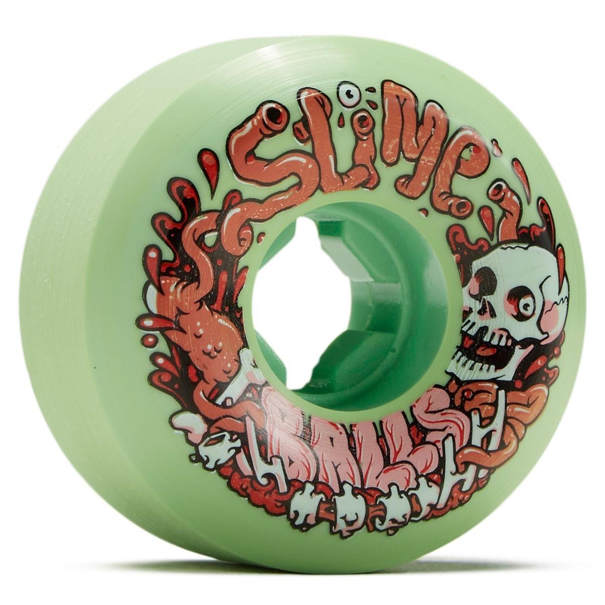 slime balls 56mm guts speed balls 99a wheels