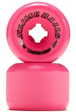 slime balls 60mm scudwads vomits neon pink 95a wheels