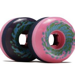 slime balls 56mm double take vomit mini pink black 97a wheels