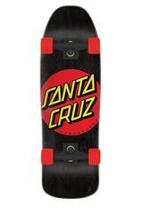 santa cruz classic dot 9.35in x 31.7in cruzer complete