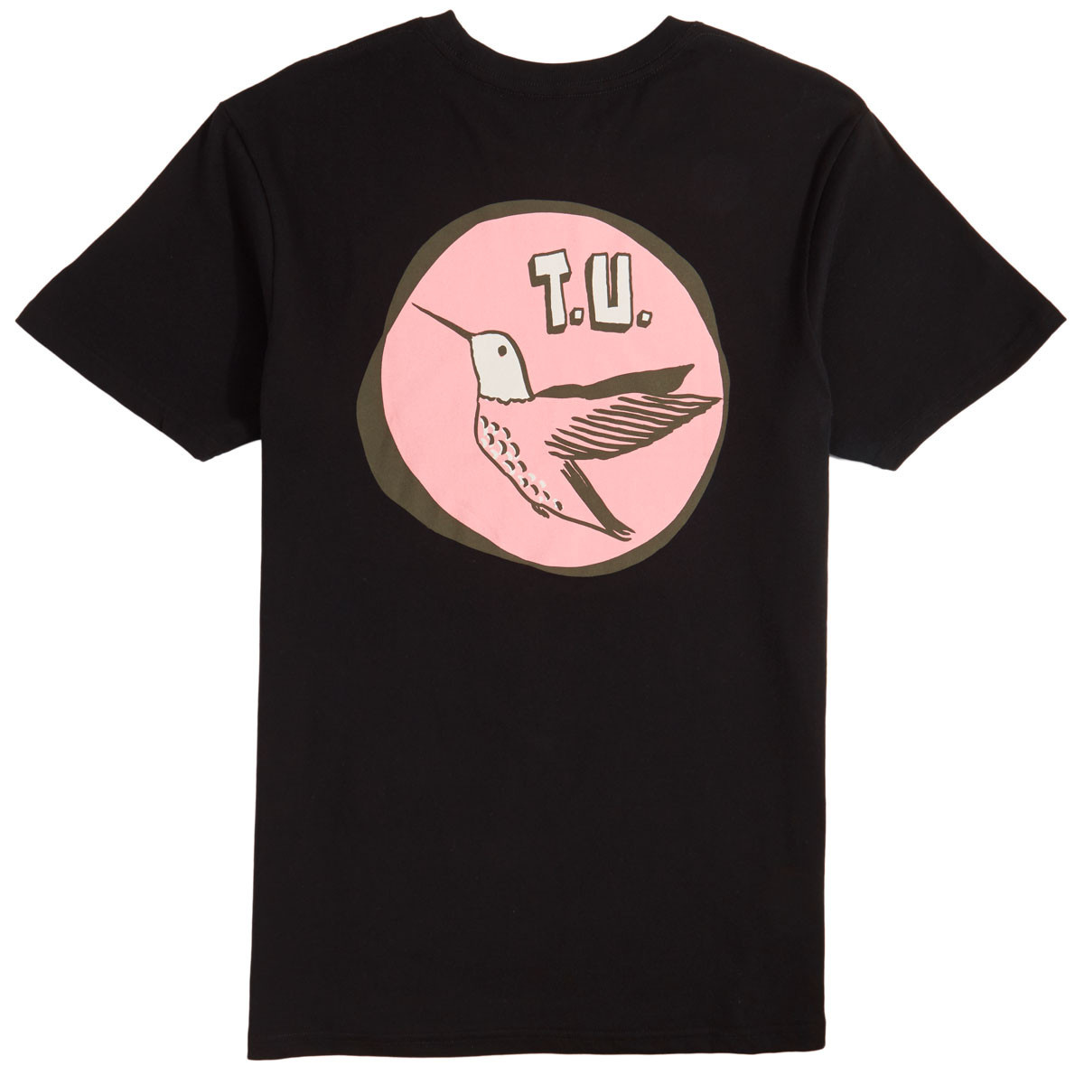 transportation unit humming bird tee
