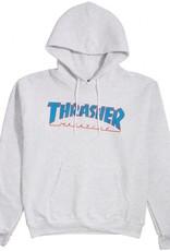 thrasher thrasher outlined hoodie