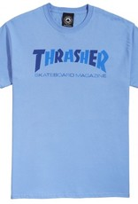 thrasher checkers tee